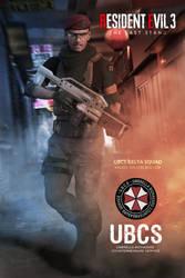 Resident Evil 3 : The last stand - Rostov