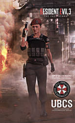 Resident Evil 3 : The last stand - Tanaka