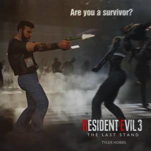 Resident Evil 3 : The last stand - Tyler Hobbs