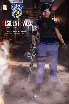 Resident Evil 3 : The last stand - Mc Candless