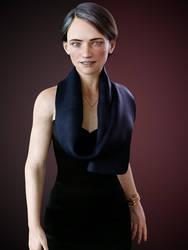 Miranda the young executive