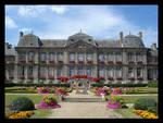 City Hall of Soissons
