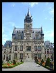 City Hall of Compiegne 2