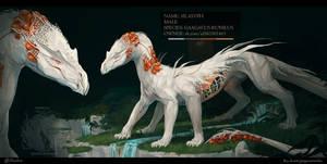 ADOPTABLE GAAGACUS RUNILUS #185 [CLOSED]