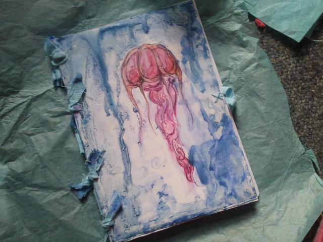 Jellyfish by nikkittie