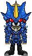 Kiva: Garulu Monster by Thunder025