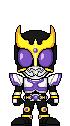 Kamen Rider Kuuga Titan Form by Thunder025