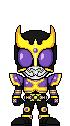 K. Rider Kuuga Rising Titan by Thunder025