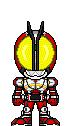 Kamen Rider Faiz Blaster Form by Thunder025