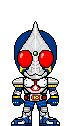 Kamen Rider Blade by Thunder025