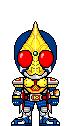 Kamen Rider Blade Jack by Thunder025