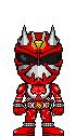 Kamen Rider Hibiki Kurenai by Thunder025
