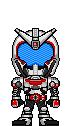 Kamen Rider Kabuto Masked Form by Thunder025
