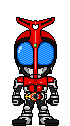 Kamen Rider Kabuto Rider Form by Thunder025
