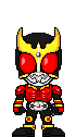 Kamen Rider Decade Kuuga by Thunder025
