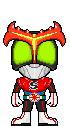 Kamen Rider Stronger by Thunder025