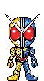 Kamen Rider W LunaTrigger by Thunder025