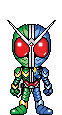 Kamen Rider W CycloneTrigger by Thunder025