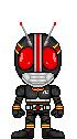 Kamen Rider BLACK by Thunder025