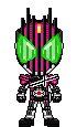 Kamen Rider Decade by Thunder025