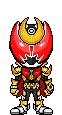 Kamen Rider Kiva Emperor Form by Thunder025