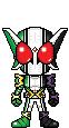 Kamen Rider W CJ Xtreme by Thunder025