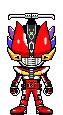 Kamen Rider Den-O Liner Form by Thunder025