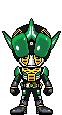 Kamen Rider Zeronos Altair by Thunder025