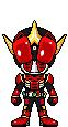 Kamen Rider Zeronos Zero Form by Thunder025