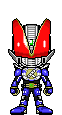 Kamen Rider NEW Den-O Strike by Thunder025