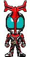 Kamen Rider Kabuto Hyper Form by Thunder025