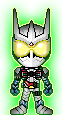 Kamen Rider Eternal Maximum Md by Thunder025