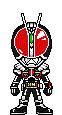Kamen Rider Faiz Axel Form by Thunder025
