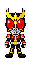 Kuuga Rising Mighty Form by Thunder025