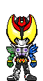 Kamen Rider Kiva DoGaBaKi Form by Thunder025