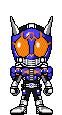 Kamen Rider Den-O Rod Form by Thunder025