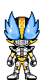 Kamen Rider Den-O Wing Form by Thunder025