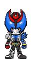 Kamen Rider Kiva Garulu Form by Thunder025