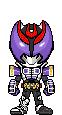 Kamen Rider Kiva Dogga Form by Thunder025