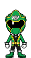 Gokai Green by Thunder025