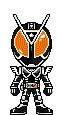 Kamen Rider Delta by Thunder025