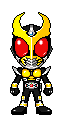 Kamen Rider Decade-Agito by Thunder025