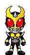 Kamen Rider Decade-Agito by Thunder025