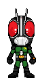 Kamen Rider BLACK RX by Thunder025