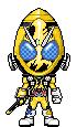 Kamen Rider Fourze Elek States by Thunder025