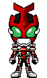 Kamen Rider Super Beetlewarp by Thunder025