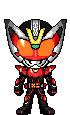 Kamen Rider Omega Odin Katachi by Thunder025