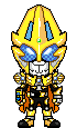 Kamen Rider Neo Master Form by Thunder025