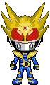 Kamen Rider Meteor Storm by Thunder025