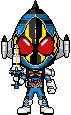 Kamen Rider Fourze Cosmic States by Thunder025